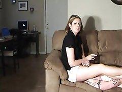 Face Sitting Femdom MILF