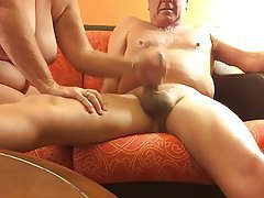 Amateur Big Boobs Cumshot Handjob Mature