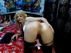Anal Blonde Mature Webcam