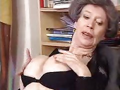 Mature Old and Young Pornstar Vintage
