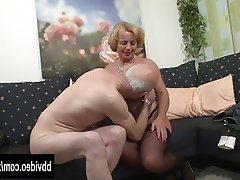 Big Boobs German Hardcore Mature