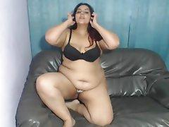Amateur BBW Mature Webcam