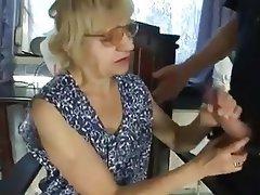 Amateur Granny Teen