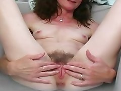 Granny Mature Wife Rubbing