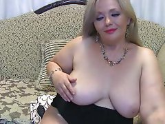 Saggy Tits Blonde Webcam Mature