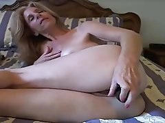 Webcam Masturbation Mature Dildo