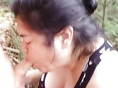 Amateur Blowjob Cheating Doggystyle Outdoor