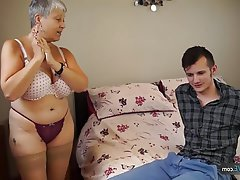 BBW Granny Mature Old and Young