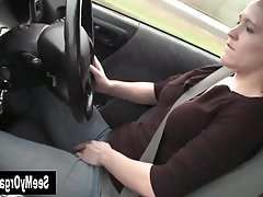 Amateur Masturbation Orgasm Outdoor Softcore