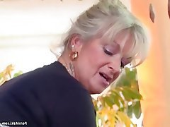 Big Boobs Granny Mature Old and Young Saggy Tits