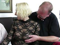 Amateur BBW German Group Sex Hardcore