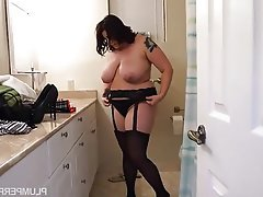 BBW Black Cock Black