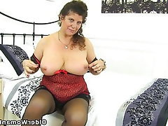 Mature MILF British Mature