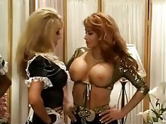 Big Boobs Blonde Lesbian Old and Young