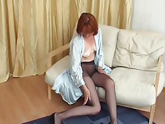Amateur Lingerie Mature Russian
