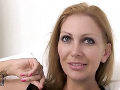 Babe Big Tits Blowjob Casting