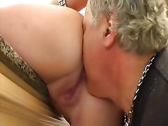 Ass Licking Big Boobs Face Sitting Femdom Old and Young