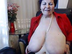 Granny BBW Mature Webcam