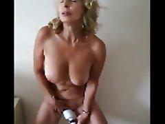 Big Boobs Granny Masturbation Mature