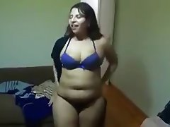 Amateur Arab BBW