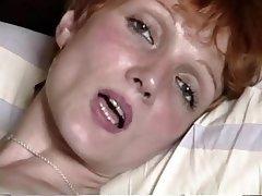 Anal Interracial Mature Redhead