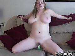 Big Boobs Masturbation MILF