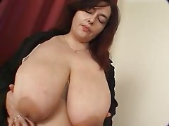 BBW Big Boobs Mature MILF